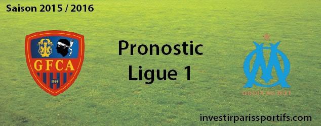 Pari n°60 – Ajaccio / Marseille – Ligue 1
