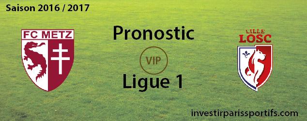 [VIP] Pari n°2 – Metz / Lille – Ligue 1 [Déverrouillé]
