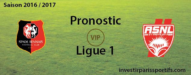 [VIP] Pari n°4 – Rennes / Nancy – Ligue 1 [Déverrouillé]