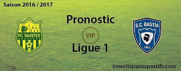[VIP] Pari n°23 – Nantes / Bastia – Ligue 1 [Déverrouillé]
