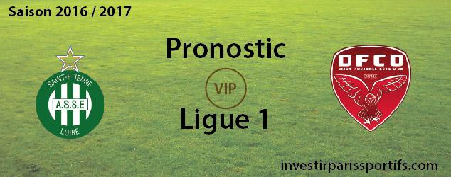 [VIP] Pari n°25 – ASSE / Dijon – Ligue 1 [Déverrouillé]