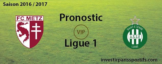 [VIP] Pari n°36 – Metz / ASSE – Ligue 1 [Déverrouillé]