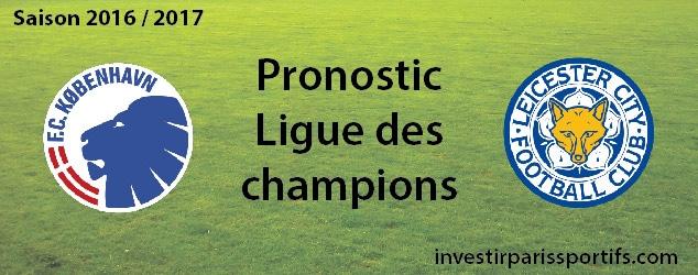 [PUBLIC] Pari n°5 – FC Copenhague – Leicester – Ligue des champions