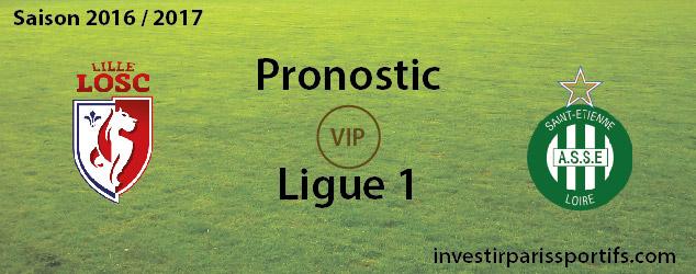 [VIP] Pari n°50 – Lille / ASSE – Ligue 1 [Déverrouillé]