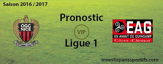 [VIP] Pari n°58 – Nice / Guingamp – Ligue 1 [Déverrouillé]