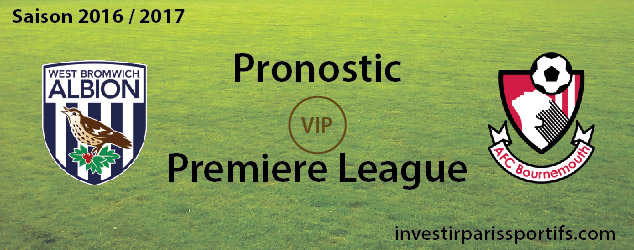 [VIP] Pari n°75 – West Bromwich / Bournemouth – Premiere League [Déverrouillé]