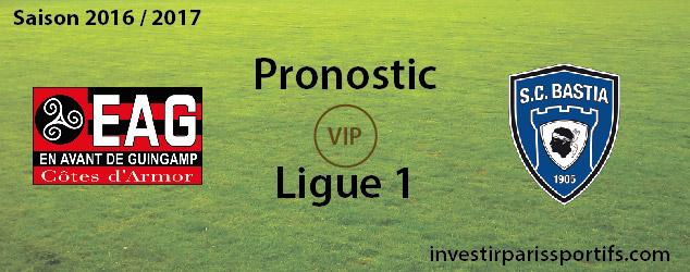 [VIP] Pari n°83 – Guingamp / Bastia – Ligue 1 [Déverrouillé]