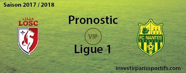 [VIP] Pari n°2 – Lille / Nantes – Ligue 1 [Déverrouillé]