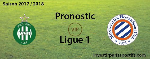 [VIP] Pari n°34 – Saint-Etienne / Montpellier – Ligue 1 [Déverrouillé]