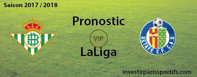 [VIP] Pari n°42 – Betis / Getafe – LaLiga [Déverrouillé]