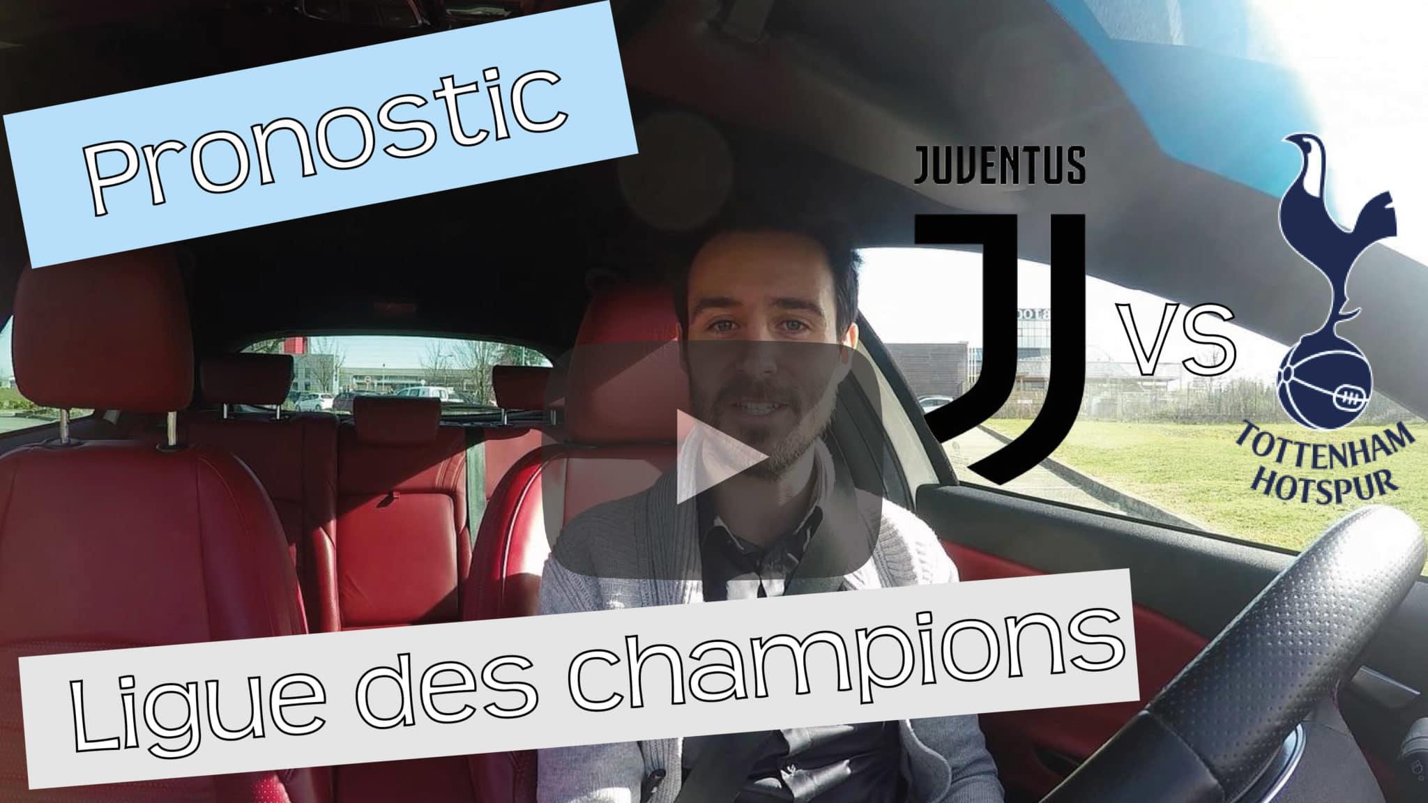 [Public] Pronostic 7 – Juventus / Tottenham – Ligue des champions