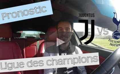 Pronostic investirparissportifs.com - Investir paris sportifs Juventus Tottenham