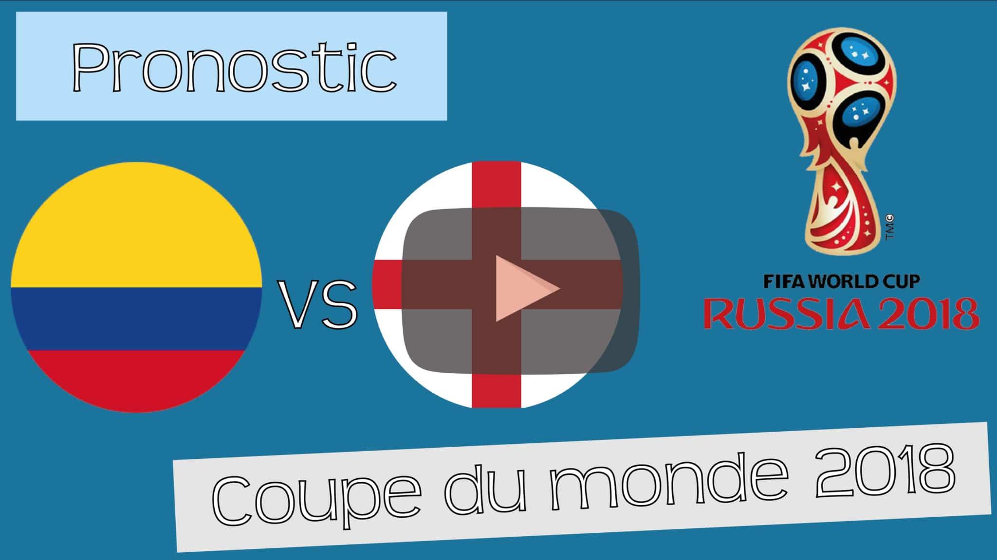 [Public CDM 2018] Pronostic 10 – Colombie / Angleterre – Coupe du Monde