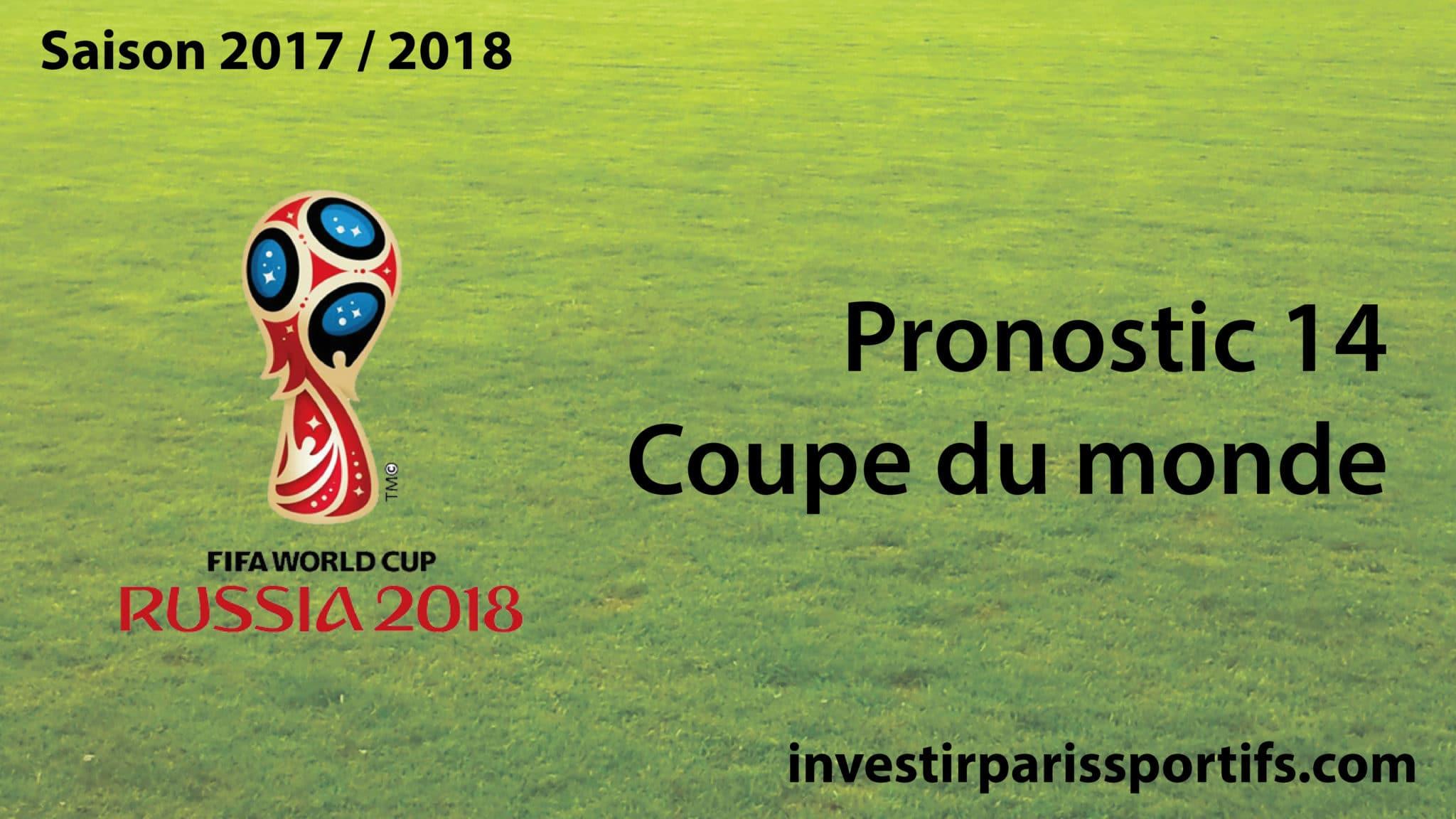 [Public CDM 2018] Pronostic 14 – Croatie / Angleterre – Coupe du Monde