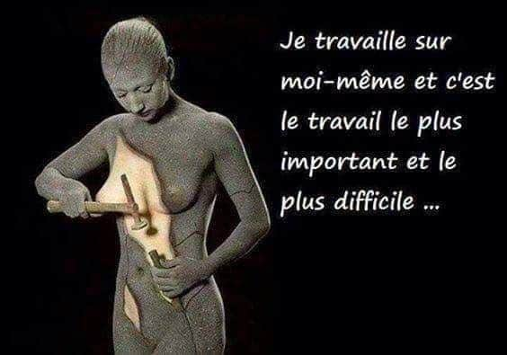 travail d'introspection