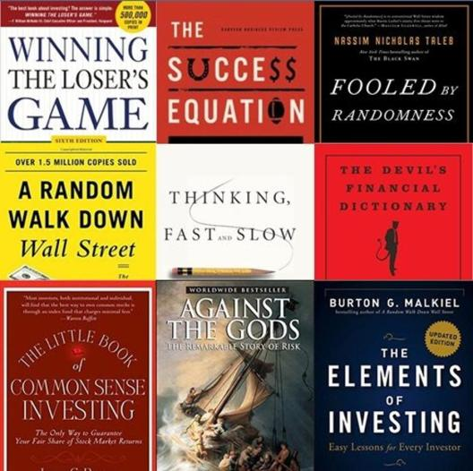 10 Important Books to read to become a better Investor
