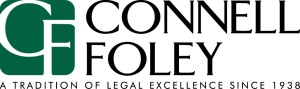 Connell Foley final logo tagline