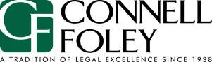 Connell Foley final logo tagline