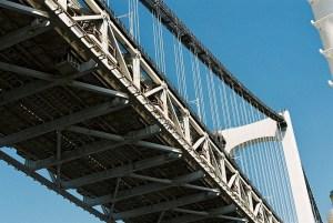 東京の有名なブリッジ