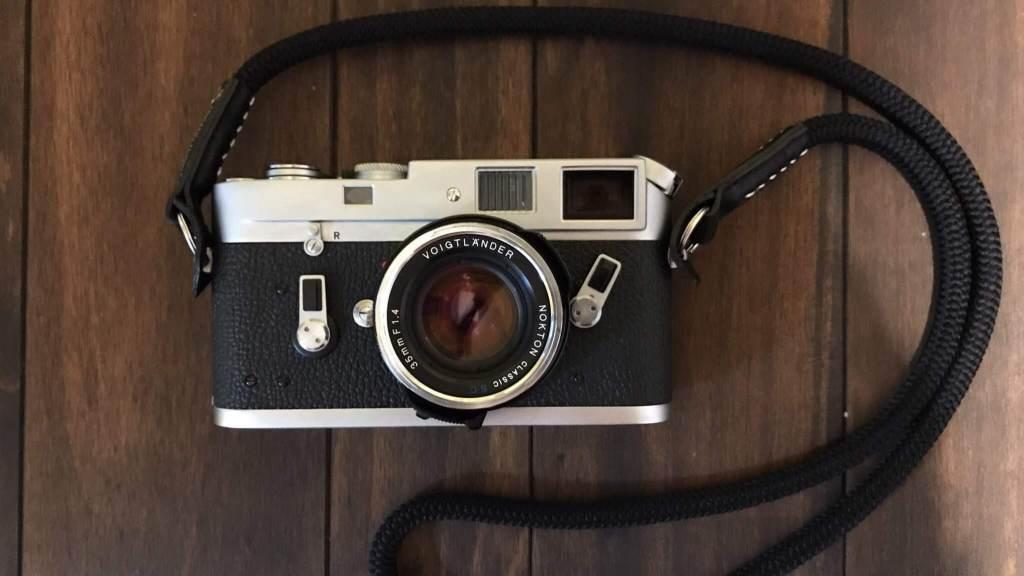 Leicaのレンジファインダーカメラ