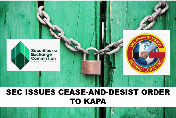SEC permanent cease-and-desist vs Kapa -  Identify scheme red flags