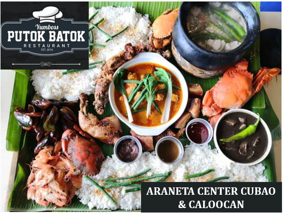 Yumboss Putok Batok Restaurant - Araneta Center, Cubao and Caloocan