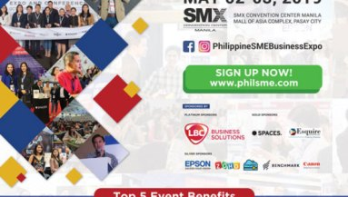 7th Philippine SME Business Expo and Conference to launch on
