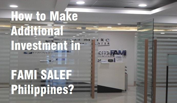 FAMI SALEF Philippines