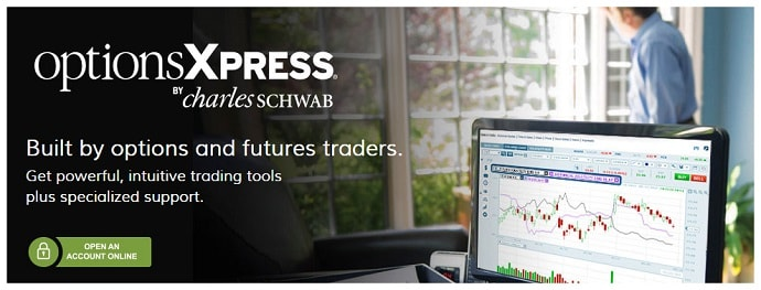 optionsexpress online trading platform
