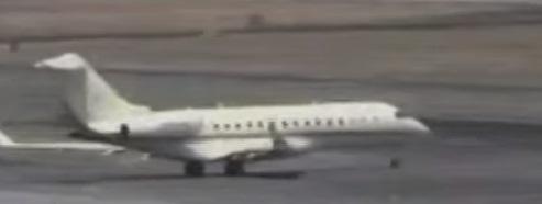 bill gates private jet