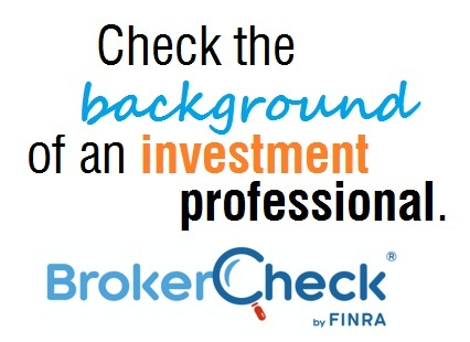 finra background check tool