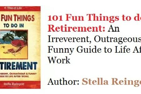 favorite retirement planning book