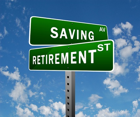 saving for retirement online