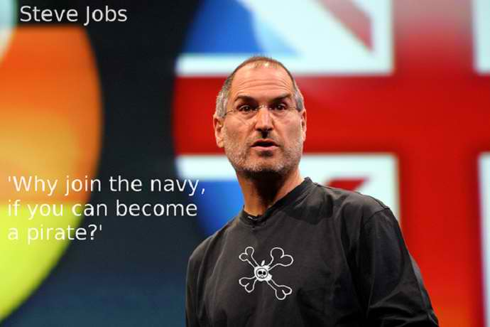 Steve Jobs Quotes on Resourcefulness in Business