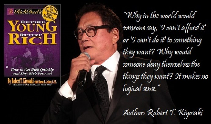 retire young retire rich quotes robert kiyosaki