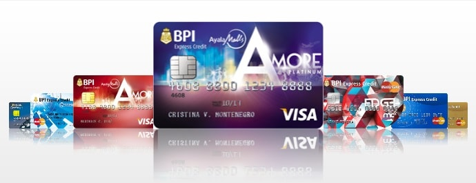 List of BPI Credit Cards