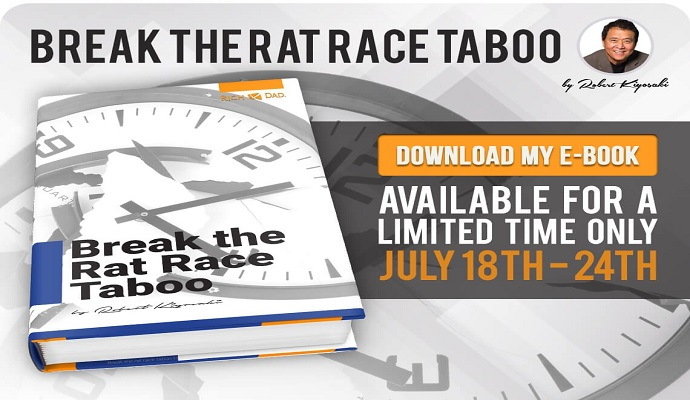 Break the Rat Race Taboo