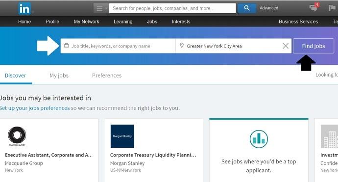search jobs on linkedin-min