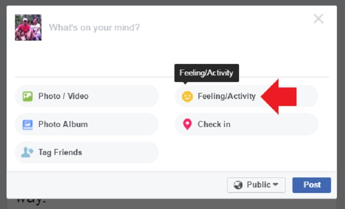 how-to-add-activity-in-facebook-status-step-2