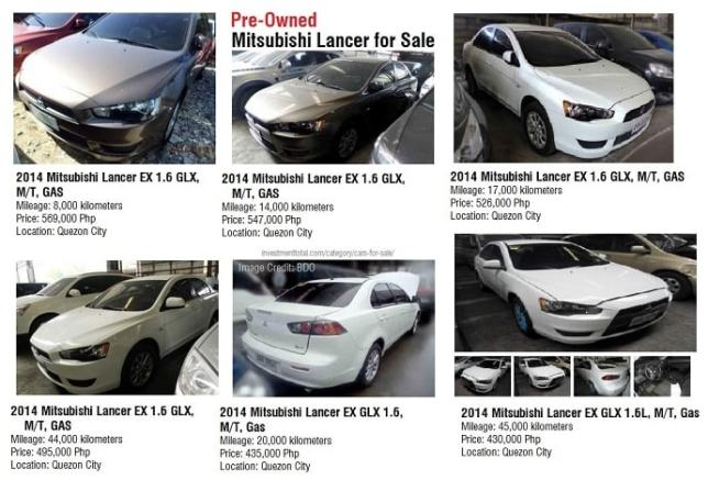 Pre Owned Car Loan Philippines