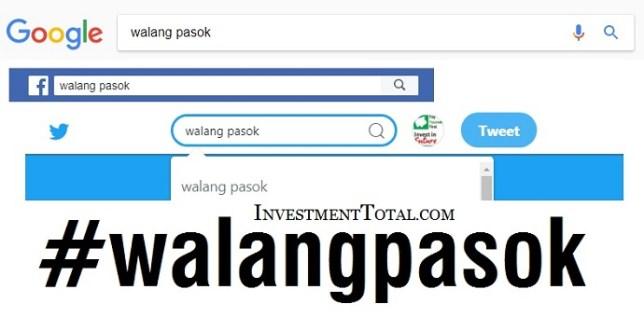 walang pasok announcement