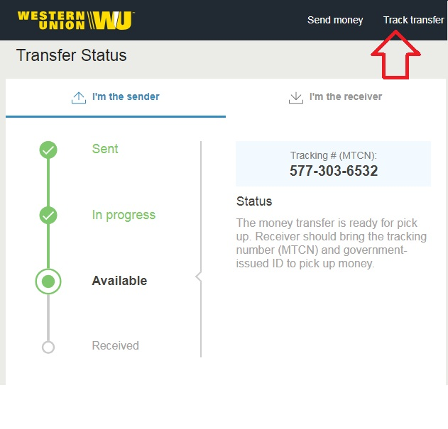 How to Track Your Money Transfer in Western Union?