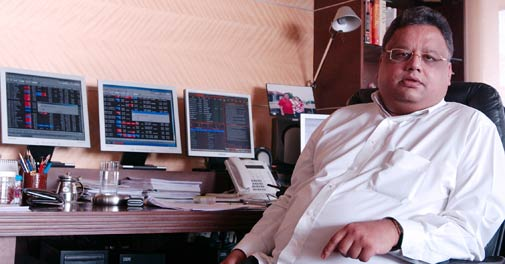rakesh jhunjhunwala success story