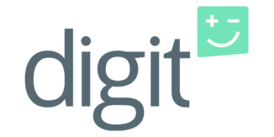 Image result for digit app logo