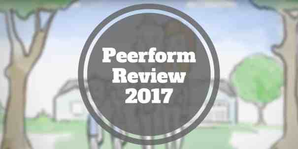 peerform review 2017