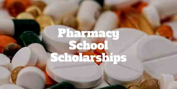 pharmacy school scholarships