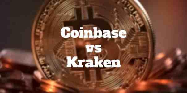 coinbase vs kraken