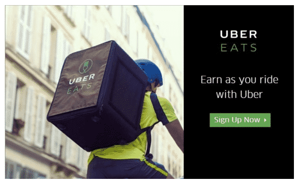 ubereats signup now