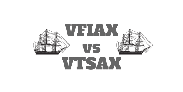 vanguard vfiax vs vtsax