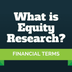 what is equity research